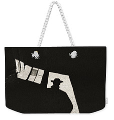 There's A New Sheriff In Town Weekender Tote Bag