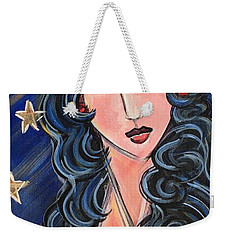 There's A Wonder Woman In Us All Weekender Tote Bag