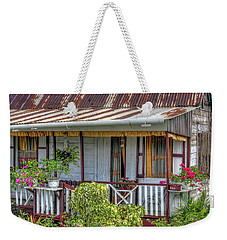 There's No Place Like Home Weekender Tote Bag by Nadia Sanowar