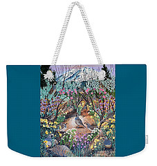 There's One In Every Crowd Weekender Tote Bag