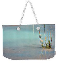 Thermal Reflection Weekender Tote Bag by Lana Trussell