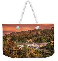 Thermal Village Rotorua Weekender Tote Bag