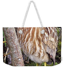 These Boots Will Walk All Over You Weekender Tote Bag