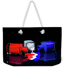 These Colors Don't Run Weekender Tote Bag
