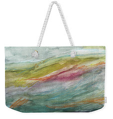 These Lonely Hills Weekender Tote Bag