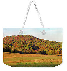 Weekender Tote Bag featuring the photograph They Tell Me Of A Home by Nick Kirby