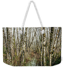 Thickets And Marsh Weekender Tote Bag