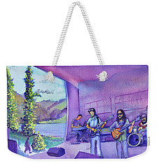 Thin Air At Dillon Amphitheater Weekender Tote Bag