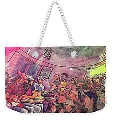 Thin Air At The Woodcellar Weekender Tote Bag