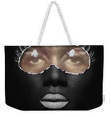 Thin Skinned Weekender Tote Bag