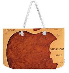 Think Different Steve Jobs  Weekender Tote Bag