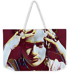 Thinking Frida Weekender Tote Bag