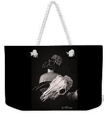 Thinking Of Georgia O'keeffe Weekender Tote Bag