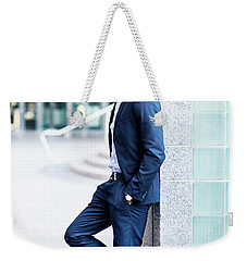 Thinking Outside Weekender Tote Bag