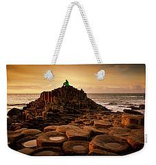 Thinking Throne Weekender Tote Bag