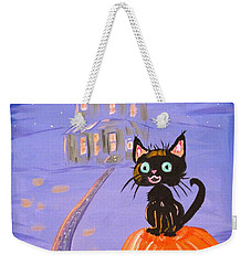 Things I Like Best At Halloween Weekender Tote Bag