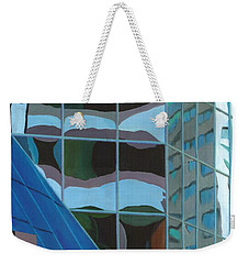 Third And Earll Weekender Tote Bag by Alika Kumar