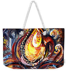 Third Eye - Abstract Weekender Tote Bag