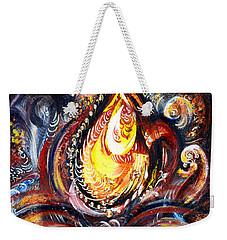 Third Eye - Abstract Weekender Tote Bag
