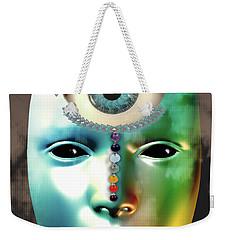 Third Eye Weekender Tote Bag