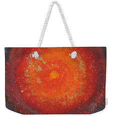 Third Eye Original Painting Weekender Tote Bag
