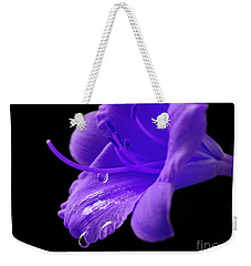 Thirst For Life Weekender Tote Bag