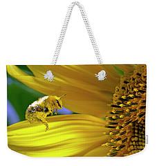 This Bee Needs A Bath Weekender Tote Bag