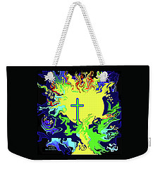 This Do In Remembrance Of Me Weekender Tote Bag