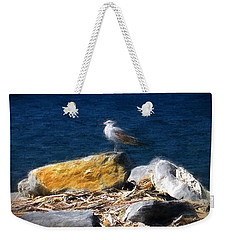 This Gull Has Flown Weekender Tote Bag