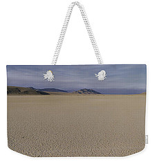 This Is A Dry Lake Pattern Weekender Tote Bag by Panoramic Images