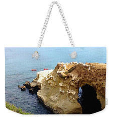 This Is La Jolla Weekender Tote Bag