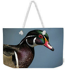 This Is My Good Side Weekender Tote Bag