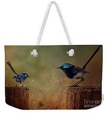 This Is My Perch Weekender Tote Bag