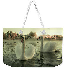 This Is Purity And Innocence Weekender Tote Bag