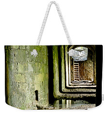 This Is The End. Abandoned. Weekender Tote Bag