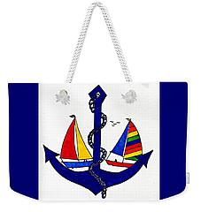This Is The Life Weekender Tote Bag