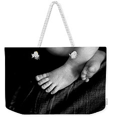 This Little Piggy... Weekender Tote Bag by Angela Rath