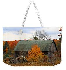 This Old Barn Weekender Tote Bag