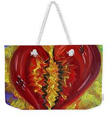 This Old Heart Of Mine Weekender Tote Bag