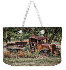 This Old Truck Weekender Tote Bag