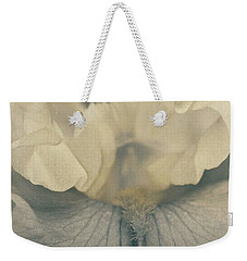 Weekender Tote Bag featuring the photograph This Tender Soul by The Art Of Marilyn Ridoutt-Greene
