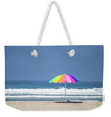 This, This Is Summer Weekender Tote Bag by Peter Tellone