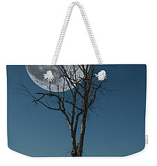 This Tree Holds The Moon Weekender Tote Bag