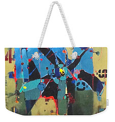 Tragedy Weekender Tote Bag