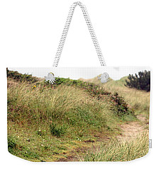This Way To The Beach Weekender Tote Bag by Joseph Skompski
