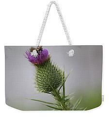 Thistle And Bee 2 Weekender Tote Bag
