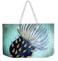 Thistle Dreams Weekender Tote Bag