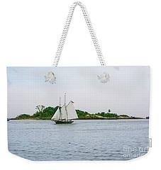 Thomas E. Lannon Cruising Weekender Tote Bag