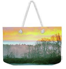 Thomas Eddy Sunrise Weekender Tote Bag