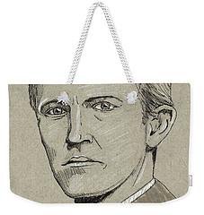 Thomas Edison Weekender Tote Bag